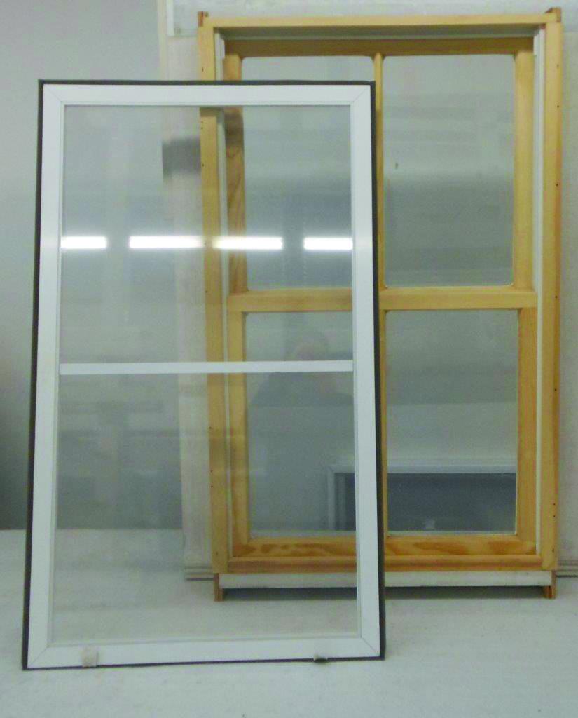 Window Insert Window With Insert by Window