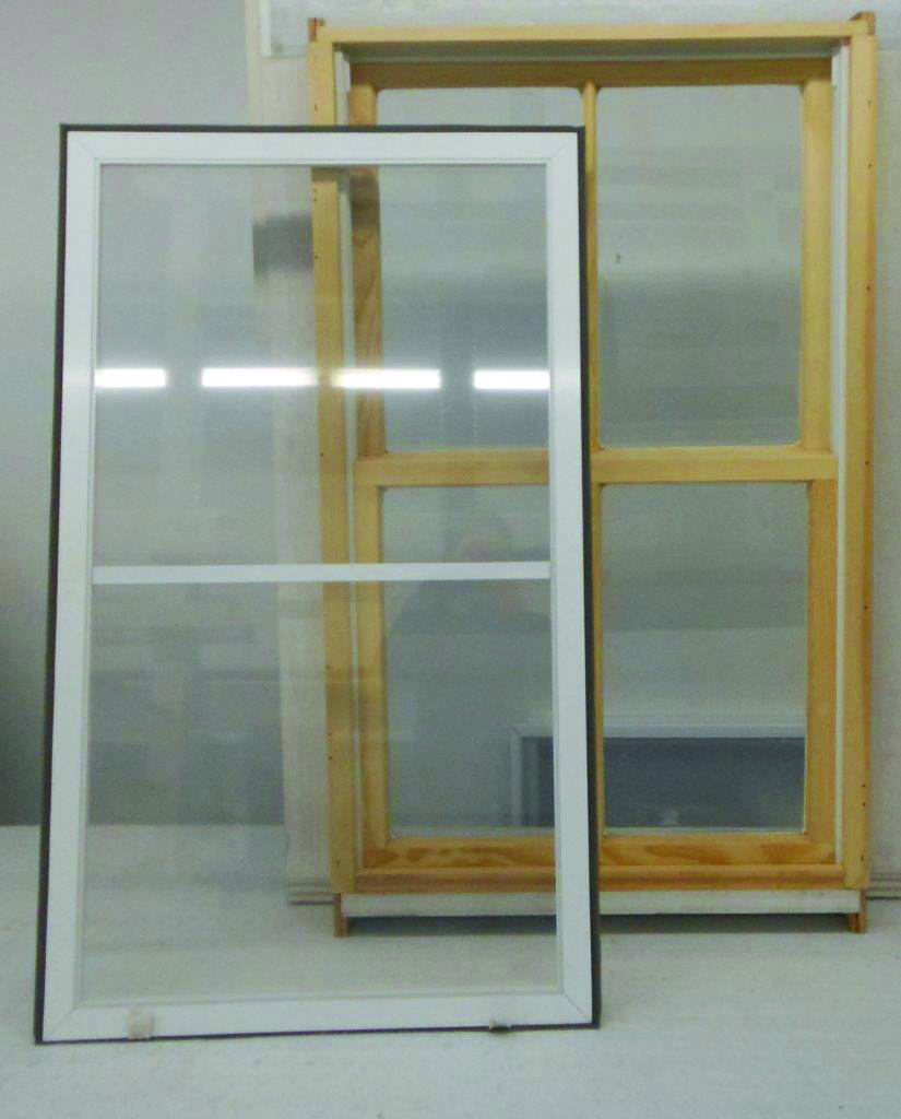 Storm Window Inserts Window With Insert by Window