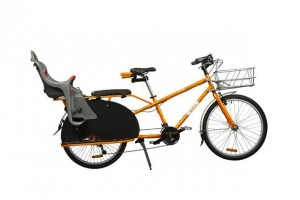 Tier 2 consists of bikes and cargobikes such as the Yuba Mundo