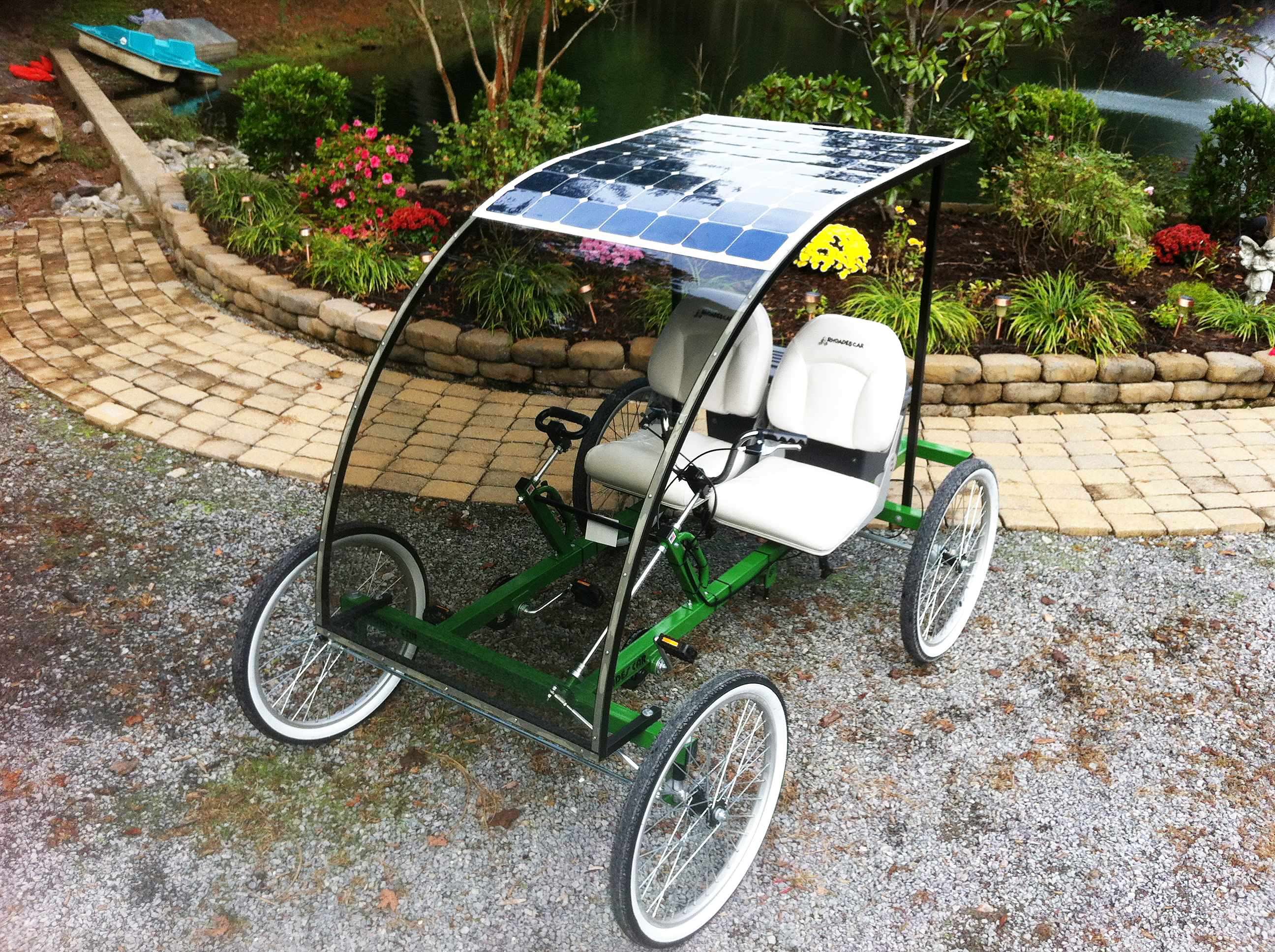 Rhoades Car « Green Energy Times