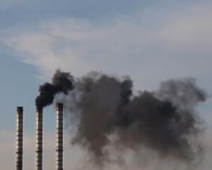"""Carbon Dioxide Levels Just Hit Their Highest Point In 800,000 Years"" Credit: Shutterstock"