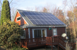 Solar Installation by the Solor Store of Greenfield