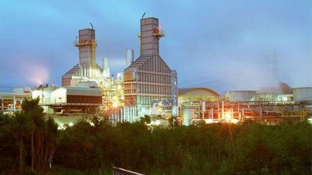 Closing Down: Mighty River Power's gas-fired Southdown power station in Auckland.