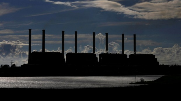 Hazelwood Power Station has an estimated social cost of more than $900 million a year.Photo: Justin McManus