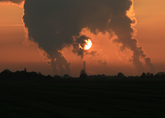European sunrise