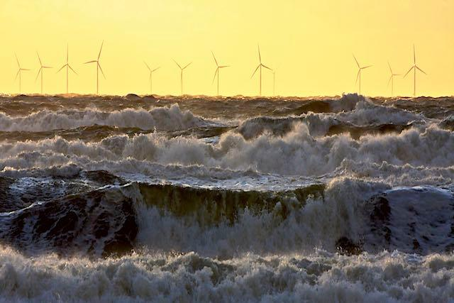 Wind power makes a valuable contribution to renewables targets. Photo credit: EU.