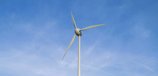 It's windpower for the Royal Society For the Protection of Birds