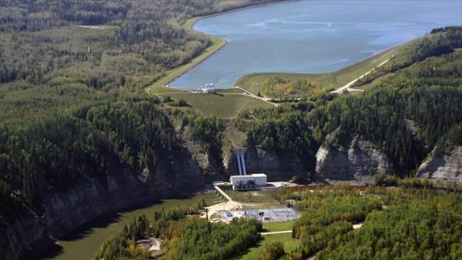 Pumped storage (Image: The Canadian Press)
