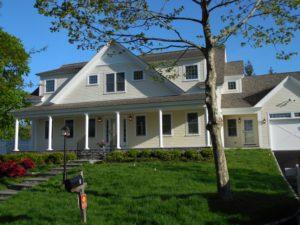 Connecticut cottage