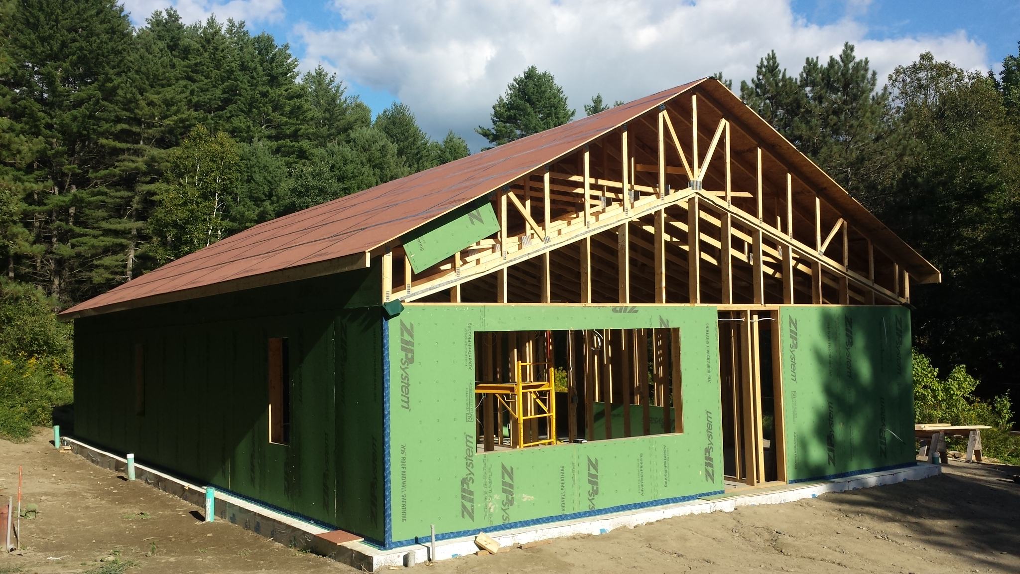 Why Build To The Passive House Standard Green Energy Times