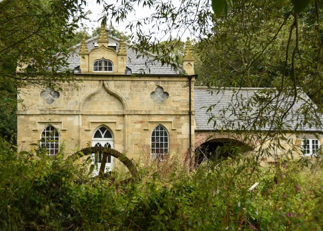Howsham Mill (Picture: David Harrison)